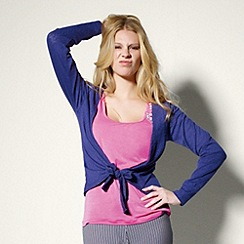 Freya - Pink Cup Sleeve Fuller Bust Top