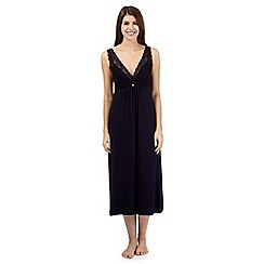 J by Jasper Conran - Navy lace nightdress