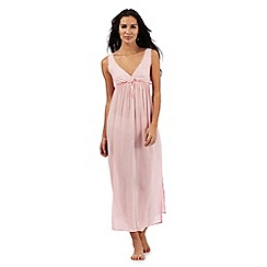 RJR.John Rocha - Pink lace top nightdress