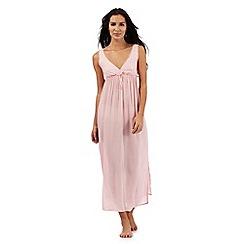 RJR.John Rocha - Pink lace top nightdress