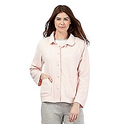 Lounge & Sleep - Pink bed jacket