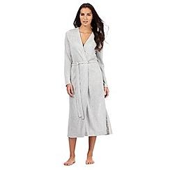 RJR.John Rocha - Grey longline dressing gown