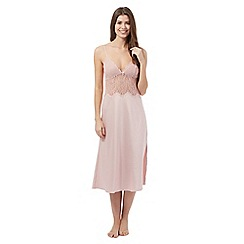 The Collection - Pink lace night dress