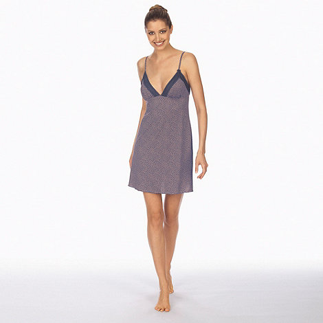 Triumph - Purple print chemise
