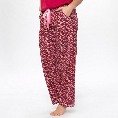 Cyberjammies - Red print pant