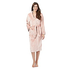 Lounge & Sleep - Light pink dressing gown