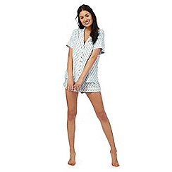 Iris & Edie - Light blue 'Daydreamer' pyjama set