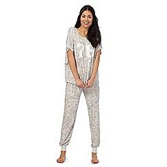 Iris & Edie - Pink 'Daydreamer' pyjama set