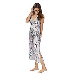 The Collection - Multi-coloured floral print nightdress