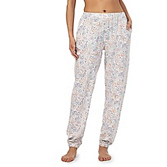 Iris & Edie - Pink 'Daydreamer' pyjama bottoms