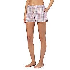 Iris & Edie - Pink 'Daydreamer' pyjama shorts