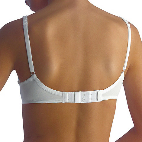 The Natural - Pack of 3x two hook bra extenders