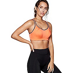 Shock Absorber - Bright Orange 'Active Multi Support' sports bra