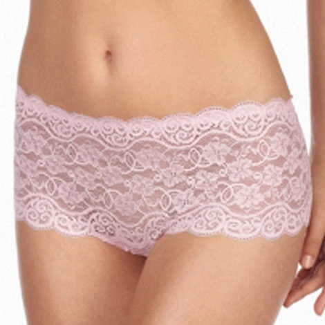 Triumph - Pink Amourette 300 maxi brief