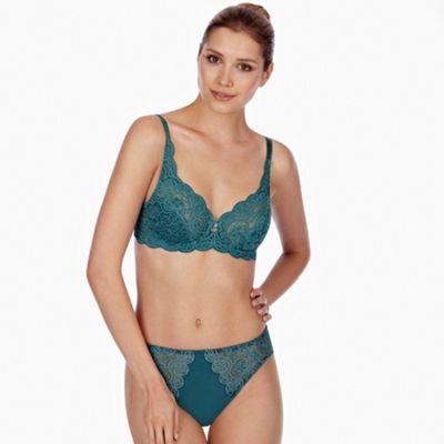 Turquoise Amourette 300W bra