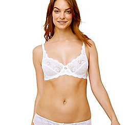 Triumph - Cream 'Amourette 300' wired bra