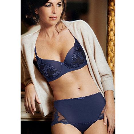Playtex - Dark blue +Elegant curves+ bra