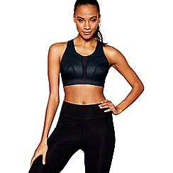 The Collection - Black non-wired non-padded sports bra