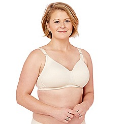 Spirit Post Surgery - Nude non-wired comfort t-shirt mastectomy bra