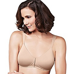 Amoena - Natural 'Lara Comfort' non-wired non-padded mastectomy bra