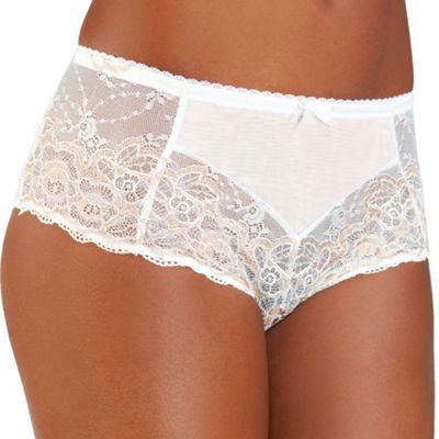 Amoena Ivory ´Karla´ lace briefs - . -