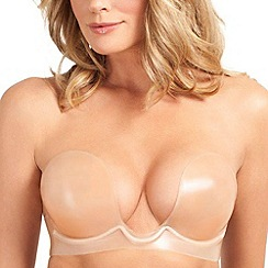 Fashion Forms - Natural 'Body Sculpt' U plunge bra