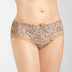 Amoena - Natural 'Lucy' hipster briefs
