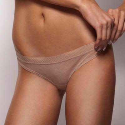 Nude Glossies thong