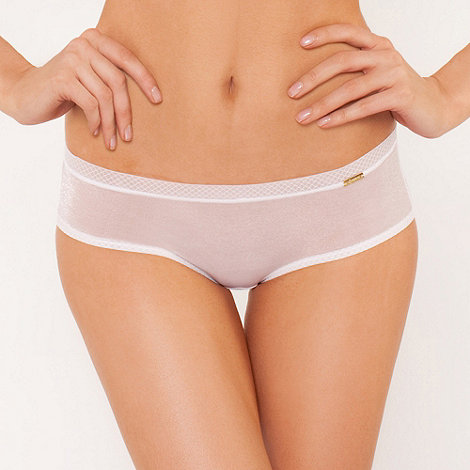 Gossard - White +Glossies+ shorts