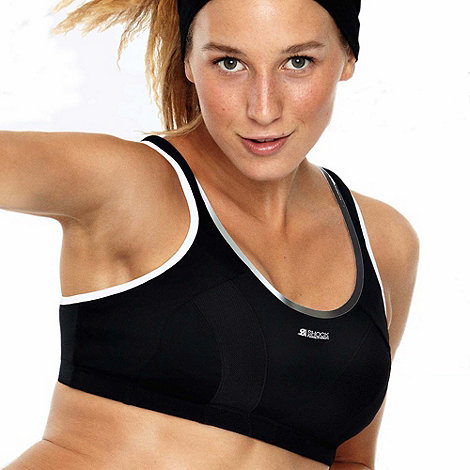 Shock Absorber - Black Active Multi Sports Support