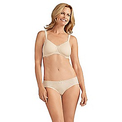 Amoena - Nude 'Lilly' padded mastectomy bra