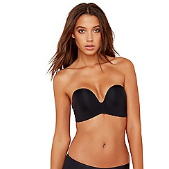 Wonderbra - Black ultimate strapless bra
