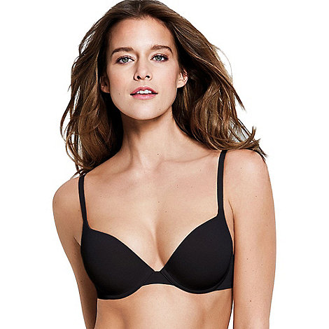 Wonderbra - Black t-shirt bra
