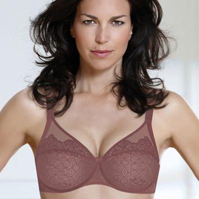 Purple Tonique contour bra