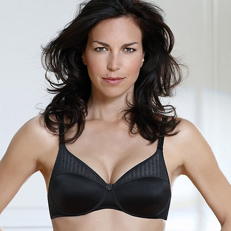 Playtex - Black +Tonique Contour+ t-shirt bra