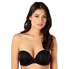 Debenhams - Black mega boost multiway way bra