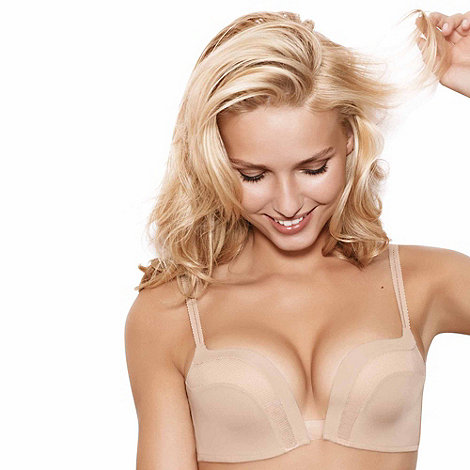 Wonderbra - Natural Ultimate plunge bra