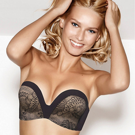 Playtex - Ultimate strapless lace up to a G-Cup bra