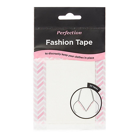 Perfection Beauty - Pack of 20 strips of fashion tape