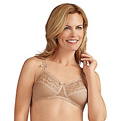Amoena - Natural 'Karla' non wired bra