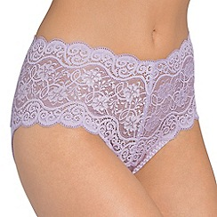 Triumph - Lilac 'Amourette 300' maxi brief