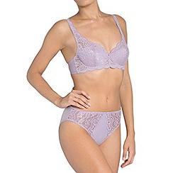 Triumph - Lilac ' Amourette 300' balcony bra