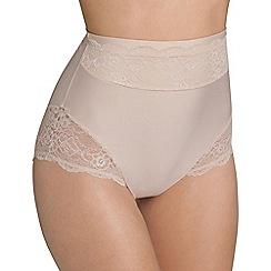 Triumph - Nude 'Contouring Sensation' highwaist panty