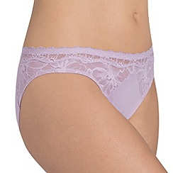 Triumph - Lilac 'Magic Boost' tai brief