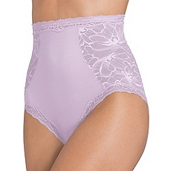 Triumph - Lilac 'Magic Boost' highwaist panty