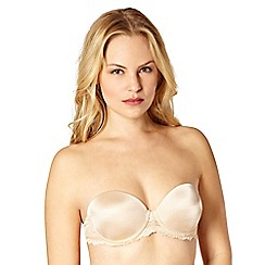 Debenhams - Natural multiway gel padded bra