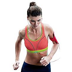 Shock Absorber - Red 'Ultimate' run sports bra