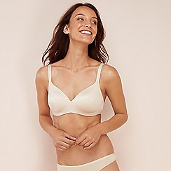 The Collection - Natural non-wired non-padded t-shirt bra