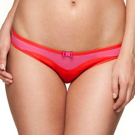 Gossard - Pink +Colour Clash+ brief