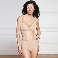 Playtex - Natural 'Sophisticated Tulle' bra